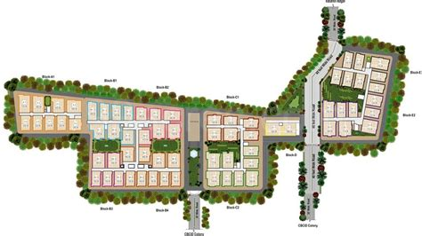 layout plan of land bhandari meadow land in kukatpally hyderabad price