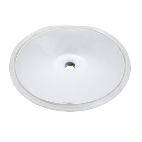 undermount oval bathroom sink decolav classically redefined oval undermount bathroom