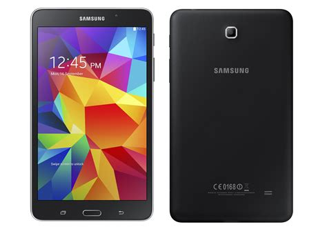 Android Samsung Tab 4 galaxy tab4 line official mid range specs hd screens