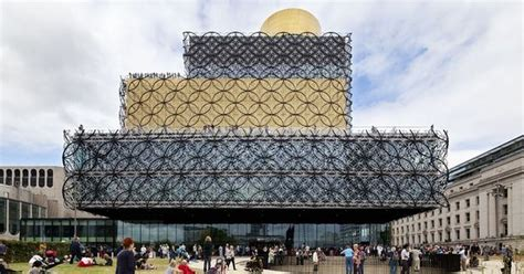 birmingham mail jobs section library of birmingham wins architectural award