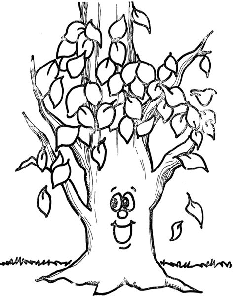 coloring pages trees and leaves tree without leaves coloring page az coloring pages