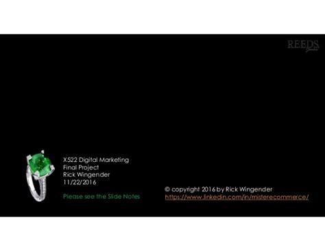 Digital Marketing Mba Notes by Ecommerce Digital Marketing Strategy Presentation No
