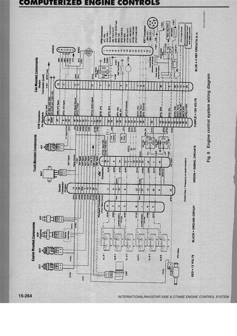 international dt466 wiring diagram pdf get free image