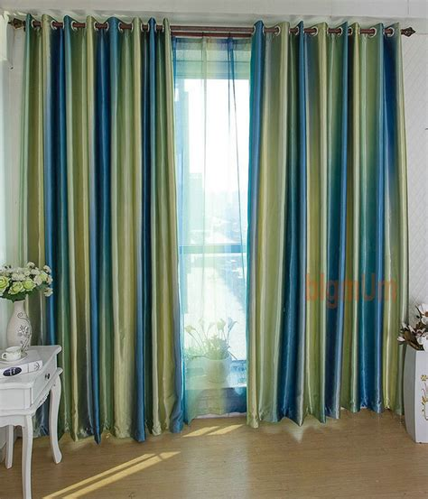 small room curtains european style window treatment small fresh simple