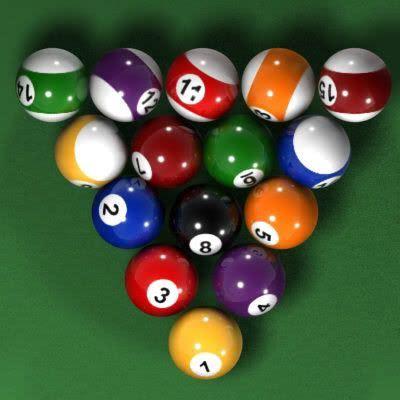 racked pool balls pool balls racked art pinterest