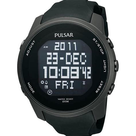 mens modern digital sports chronograph pq2011x1