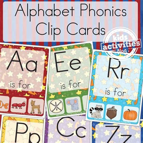 printable phonics card games free alphabet phonics clip card game printable 24 7 moms