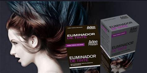 Como Quitar Un Tinte Negro Del Cabello Para Ellas Net | lo imposible c 243 mo eliminar el tinte de pelo un