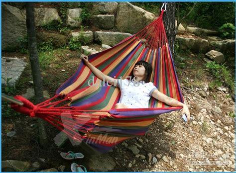 wholesale cheap new cing hammock swing outdoor