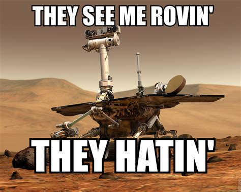 Memes Landing - to mars and beyond ovs journalism blog