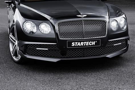 bentley startech startech debuts two bentley projects in frankfurt starting
