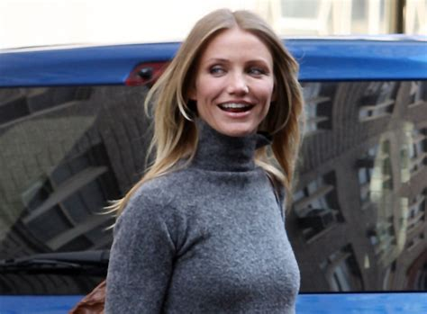 Cameron Diazs New by Cameron Diaz In Cameron Diaz Out About In New York City