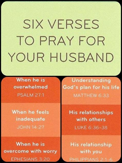 40 scripture based prayers to pray your husband the just prayers version of a s 40 day fasting and prayer journal books 6 verses to pray for your husband christianliving