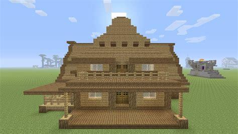 minecraft een huis minecraft een groot beginners huis maken met titoxnl youtube