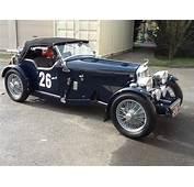 1937 Triumph Gloria 42046  Registry The