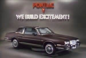 Pontiac Grand Prix Dealership 187 1983 Pontiac Grand Prix Promo Dealer