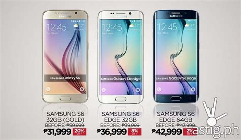 Samsung S6 Price Samsung Galaxy S6 Edge Spotted On Lazada For P36 999