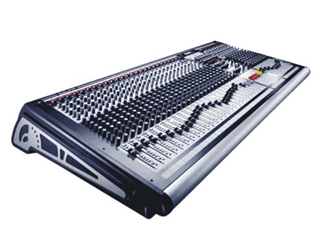 Mixer Audio Sederhana ilmu bengkel audio mixer