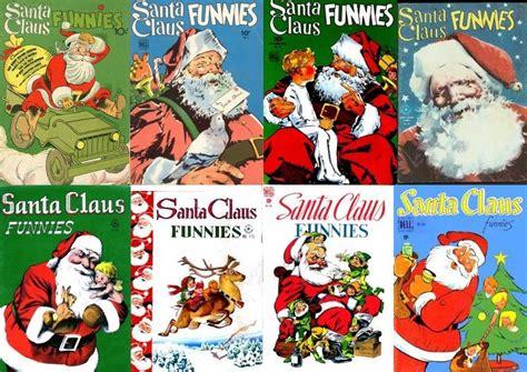 tournament and the proper equipment classic reprint books the comic book catacombs santa claus funnies 1942 1949