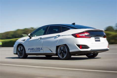 Brennstoffzellenauto Honda by Honda Clarity Fuel Cell 2016 Review By Car Magazine