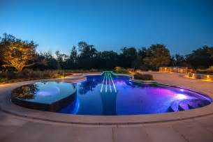 outdoor pool designs outdoor swimming pool lighting design interior