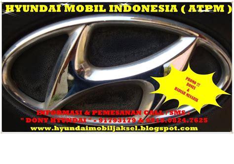 Spion Hyundai H 1 cari mobil hyundai atpm
