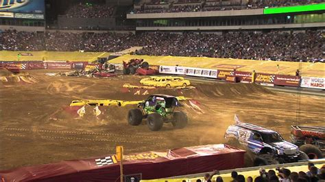 monster truck show philadelphia monster jam grave digger monster truck s winning