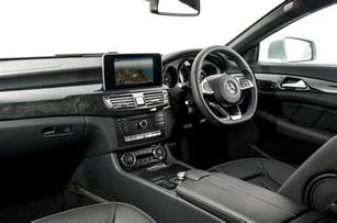 mercedes cls shooting brake interior autocar