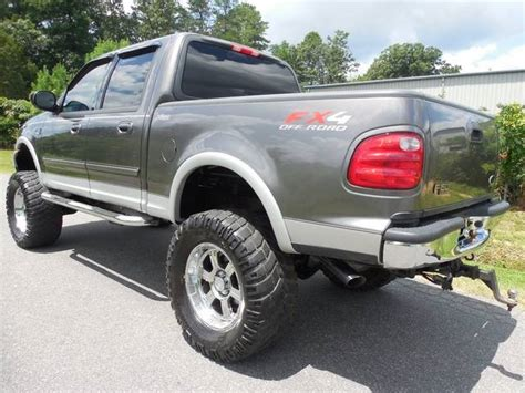 Ford F150 Lariat 2002 4 Door by 2002 Ford F 150 Lariat