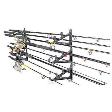 Fishing Rod Rack Horizontal by Sea Horizontal Fishing Rod Holder Fishing Rod Rack