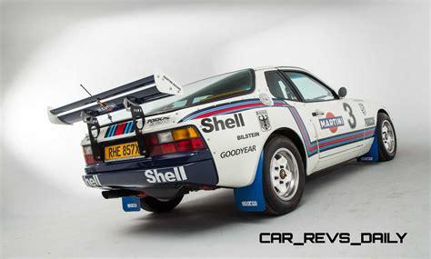 porsche 944 rally car pristine porsche 924 martini rally car up for grabs in new