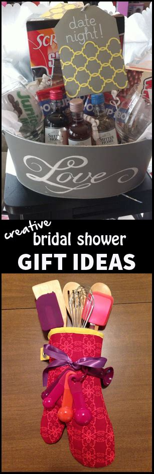 creative gift ideas for bridal shower s ideas 187 creative bridal shower gift ideas