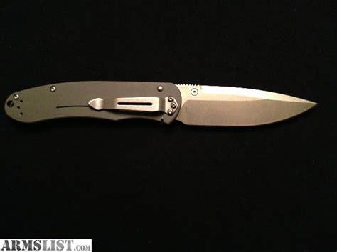bradley alias for sale armslist for sale bradley cutlery alias i titanium