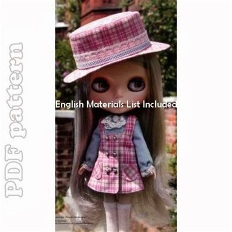 pattern jsk blythe jsk dress blouse and hat sewing pattern pdf