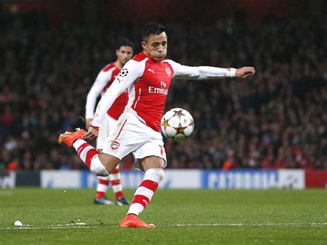 alexis sanchez goals arsenal result wasteful arsenal pegged back by anderlecht