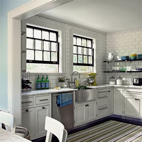 Subway Tile Kitchen Ideas by 30 Successful Examples Of How To Add Subway Tiles In Your
