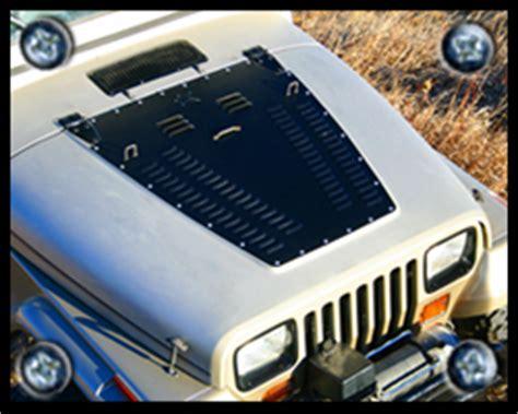 Jeep Yj Louver Jk Louver On Yj Jeepforum