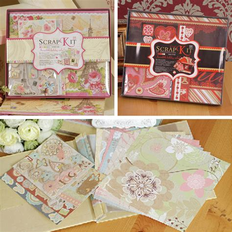wedding scrapbook album kit aliexpress buy sweet wedding new baby scrapbook
