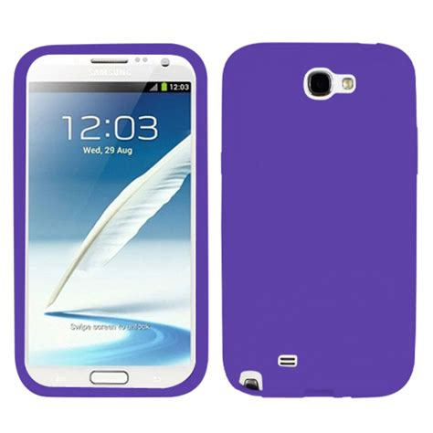 Silicon Casing Softcase Standing Samsung Note 2 N7100 for samsung galaxy note 2 n7100 silicone skin rubber soft phone cover ebay