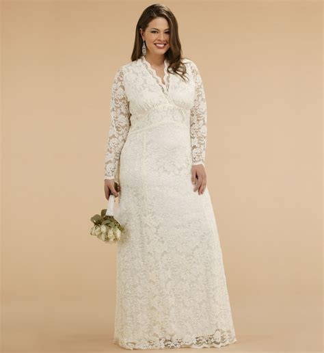 plus size wedding dresses for different body shapes
