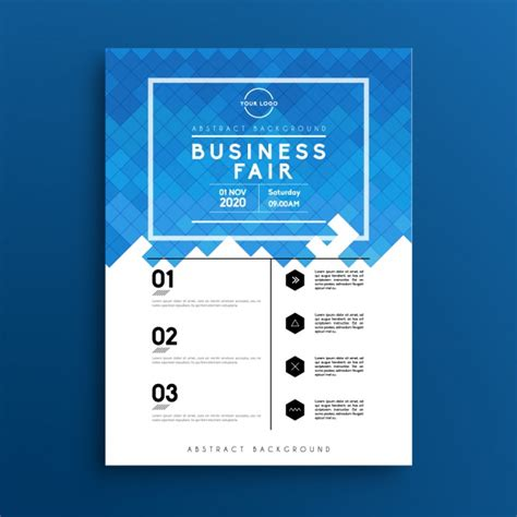 business brochure templates business brochure template vector free