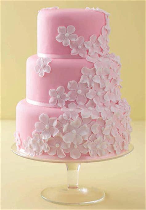 pinker kuchen memorable wedding pink wedding cakes
