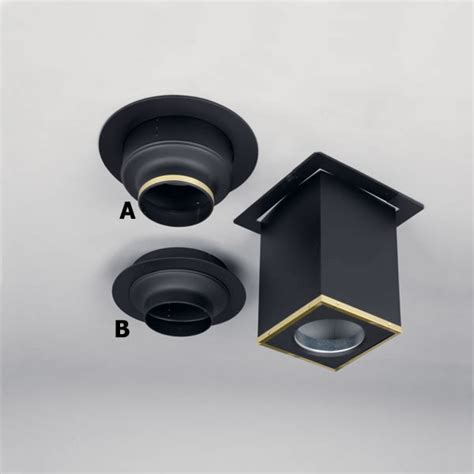 supervent all fuel decorative chimney pipe ceiling support