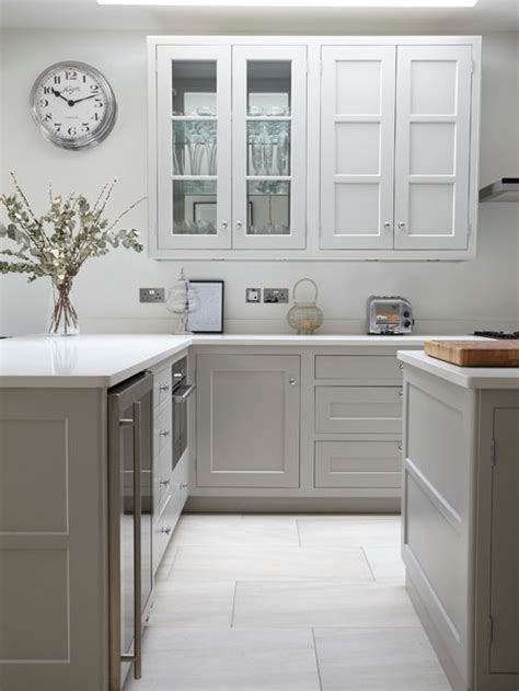 gray cabinets gray kitchen cabinets houzz