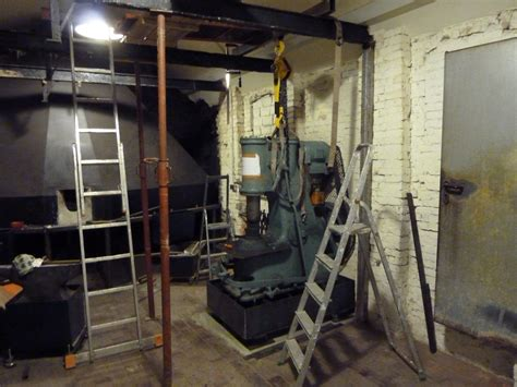 Meine Neue Werkstatt by Meine Neue Schmiede Und Werkstatt Schmiede Das Eisen
