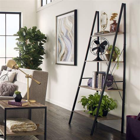 closetmaid ladder 71 quot freestanding bookcase reviews
