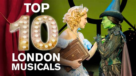 best musical top 10 musicals