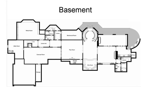 Stone Mansion Alpine Nj Floor Plan newly built french country stone mansion in basking ridge