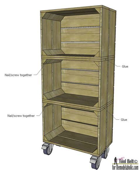 vintage style shelf vintage style crates vintage crates uk remodelaholic diy vintage crate shelf