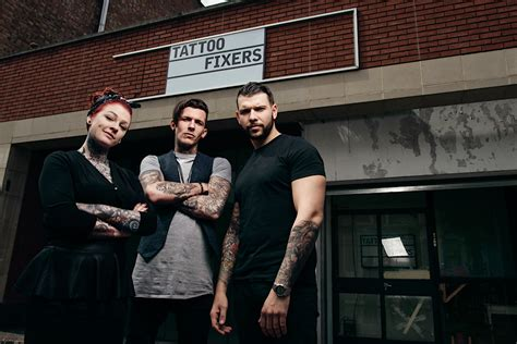 tattoo fixers take part 2018 sleaford mods no one s bothered channel 4 s tattoo